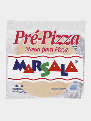 MASSA PRÉ PIZZA 150g